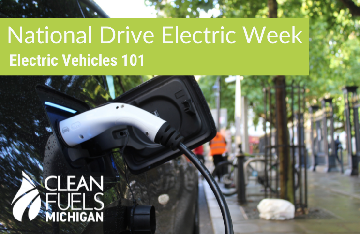 Read more about the article National Drive Electric Week – Electric Vehicles 101